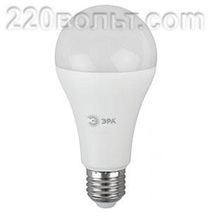 Лампа светодиодная ЭРА LED A60- 9W-12/48V-840-E27