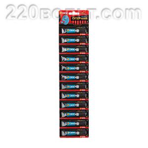 Клей- супер SSGBL12-3 ГЕЛЬ 3 гр. лента 12 шт. СИЛА