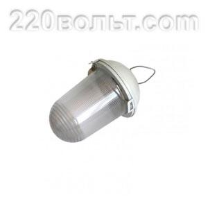 Светильник НСП 41-200-001 без решетки Желудь сталь/стекло ЭРА