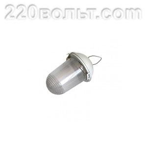 Светильник НСП 02-100-001 без решетки Желудь сталь/стекло ЭРА