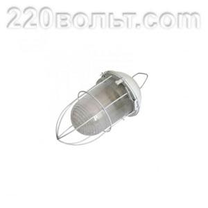 Светильник НСП 41-200-003 с решеткой Желудь сталь / стекло ЭРА